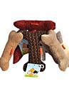 Экологические, жевательные игрушки для собак (случайный цвет, длина: 15-18cm)