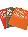 Magic Notebook Book (Random χρώματα)