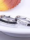 """""""meu amor"""" anel preto exclusivo da eruner®women (tamanhos variados)"""