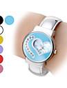 Women\'s Heart Shape Dial Steel Band Quartz Analog Bracelet Watch (Assorted Colors) Cool Watches Unique Watches Strap Watch
