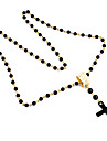 Women's Pendant Necklaces Alloy Cross Jewelry Daily