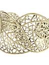 Feuille de style bracelet de bande d'or