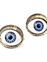 Original Single Retro Punk Devil Eyes Earrings Exaggerated Influx Jewelry