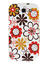 Cartoon Petals Pattern TPU Soft Case Cover fOR Samsung Galaxy S3 I9300