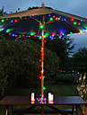 22M 태양 에너지 (200)는 요정 끈 빛 램프 크리스마스 파티 결혼식 정원 장식을 LED