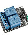 2 ch 12v module de relais de déclenchement de bas niveau pour (pour arduino) (fonctionne avec des tableaux officiels (pour arduino)