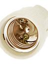 E27 Accessoire d\'eclairage Prise de lumiere Ceramique