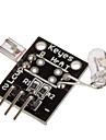keyes ky-039 dedo batimentos cardíacos módulo sensor de detecção para (para arduino)