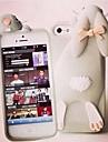 Coque pour iPhone 4/4S, Motif Lapin 3D