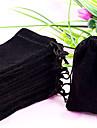 Чехлы для бижутерии Ткань Черный