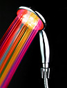 ABS Water Powered Color Changing LED Hand Shower High Quality