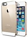 caso duro projeto transparente para iPhone 5 / 5s