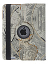 Кейс для Назначение со стендом Чехол другое Искусственная кожа для iPad 4/3/2
