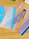 Moda Jednostavan dizajn Transparent A4 dokumenta Bag