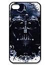 Звездные войны Pattern пластиковые Твердый переплет чехол для iPhone 4/4S