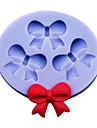 выпечке Mold Цветы Пироги Печенье Торты Силикон Экологичные Своими руками День Святого Валентина