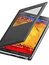 Автоматическая Индукционная искусственная кожа Полный Дело Корпус с сенсорным индукции для Samsung Galaxy Примечание 3 N9006