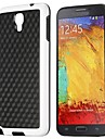 Stylish Football Cube Pattern TPU Case for Samsung Galaxy Note 3 Lite N750 / Neo N7500
