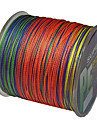 500M / 550 야드 PE 꼰 선 / Dyneema 낚시줄 다양한 색상 40LB / 30LB / 22LB / 35LB 0.2;0.23;0.26;0.28 mm 용 바다 낚시 / 민물 낚시