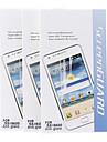 3 Pcs Anti-reflexo -98% de transparência fosco protetor de tela para Samsung Galaxy i9600 S5