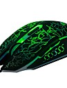 USB Wired Gaming Mouse 2400 DPI 6D With Colorful LED Light Luminous