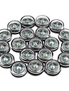 12mm de haute qualite mini boussole portable (10 PCS)
