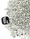 300 Manucure De oration strass Perles Maquillage cosmetique Manucure Design