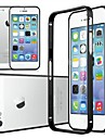 Ultra Thin Metal Aluminium Alloy Bumper Frame for iPhone 5/5S(Assorted Colors)