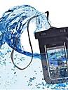 sac pochette de plongée en eau profonde pvc pour iPhone (couleurs assorties)