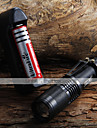 1600lM Zoomable CREE XM-L T6 LED Flashlight + Holster + 1X 18650 Charger