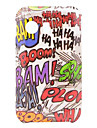Haha Hard Case Boom Motif pour Samsung GALAXY Y S5360