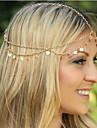 shixin® borlas europeus com headbands de liga de ouro cartão de memória flash para as mulheres (1 pc)