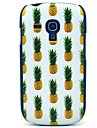 Cas ananas Motif plastique dur pour Samsung Galaxy S3 mini-I8190
