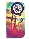 Dream Catcher Pattern PU Leather Case with Money Holder Card Slot for Samsung Galaxy S3 I9300
