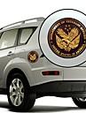 Emblem of Eagle Pattern Decorative Car Sticker