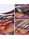 10PCS Stainless Steel Nail Clippers Scissor Manicure Pedicure Kit