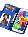 S5 Мода кошелек стиль PU кожаный чехол для Samsung Galaxy I9600 S5 телефон сумка с подставкой Fuction