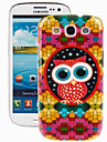 Colorful Smart Owl Hard Case for S3 9300