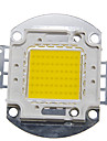 ZDM ™ DIY 60w 높은 전력 5000-6000lm 자연 백색광 통합 LED 모듈 (32-35v)