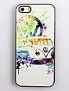Футляр автобус Дизайн алюминиевые iPhone 4/4S