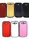 Para Samsung Galaxy Capinhas Case Tampa Com Relevo Capa Traseira Capinha Padrao Geometrico Couro PU para Samsung S3