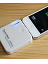Portable External 2200mAh Mobile Power for iphone 6/6 plus/5/5S/