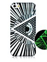 CaseBox® Eye Pattern Fluorescence after Sunniness Hard Back Case for iPhone5/5S