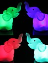 Coway do suporte como um Nightlight Dumbo Vilao Light LED colorido da Night Light