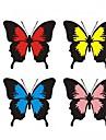 borboleta moda adesivos de carro