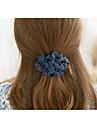 fleurs douces perles accessoires épingles à cheveux de cheveux couleur aléatoire
