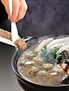 plastique boules de boulettes de poisson Fabrication de moules, 24.5x4x4cm