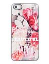 To Be Happy Design Aluminium Hard Case for iPhone 4/4S