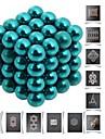 64pcs 5mm buckyballs bricolage et buckycubes blocs boules magnétiques jouets