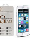 Protecteur d'écran Apple pour iPhone 6s iPhone 6 1 pièce Ecran de Protection Avant Antidéflagrant Dureté 9H